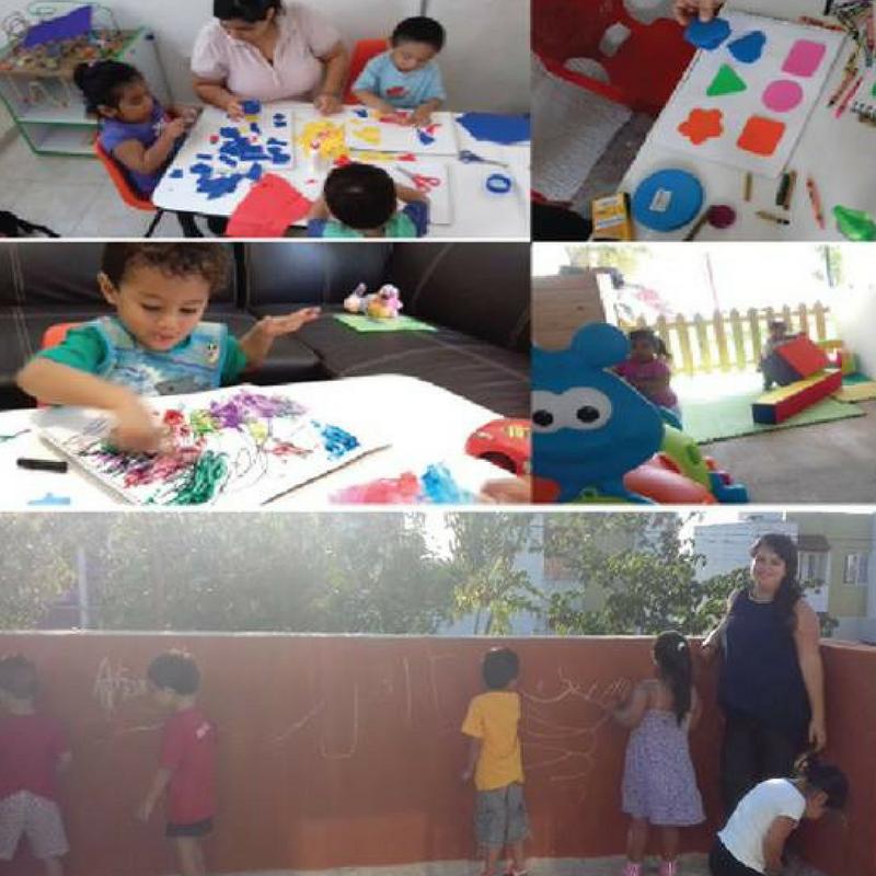 Infancias Hub y Desarrollo