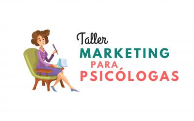 Marketing para psicólogas