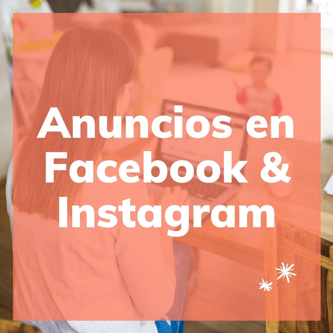 Anuncios en Facebook Instagram_Mamá emprendedora